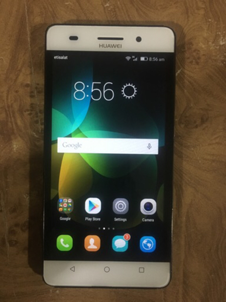 Used Huawei Honor 4C 8gb internal and 2gb RAM in Dubai, UAE