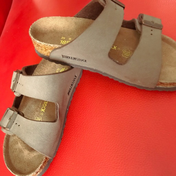 Used Original Birkenstock for kids  in Dubai, UAE