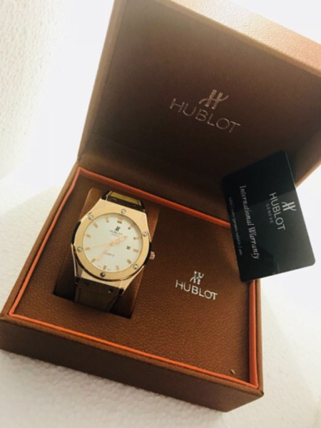 Used New Hublot watch best quality  in Dubai, UAE