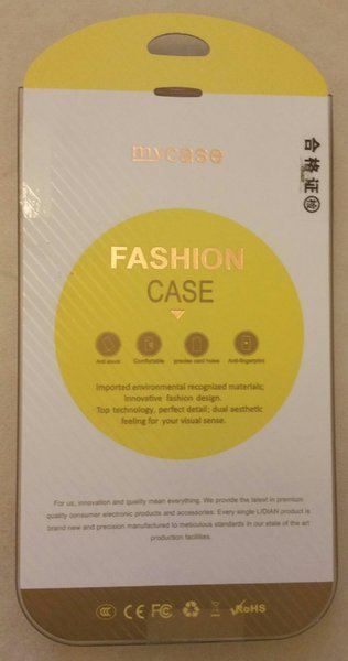 Used Mycase Fashion case - Iphone 5,5S,SE in Dubai, UAE