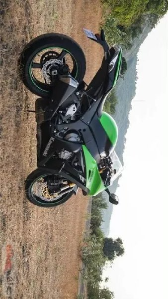 Used Kawasaki Ninja ZX-10R [2015 in Dubai, UAE