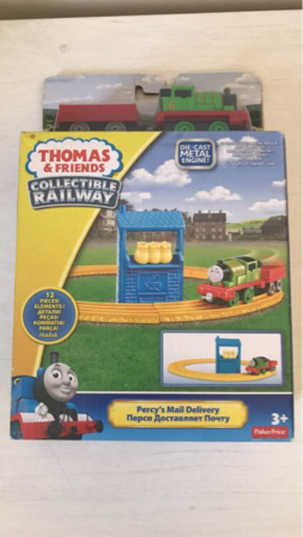 Used Thomas and Friend Basic Train Set (new) in Dubai, UAE