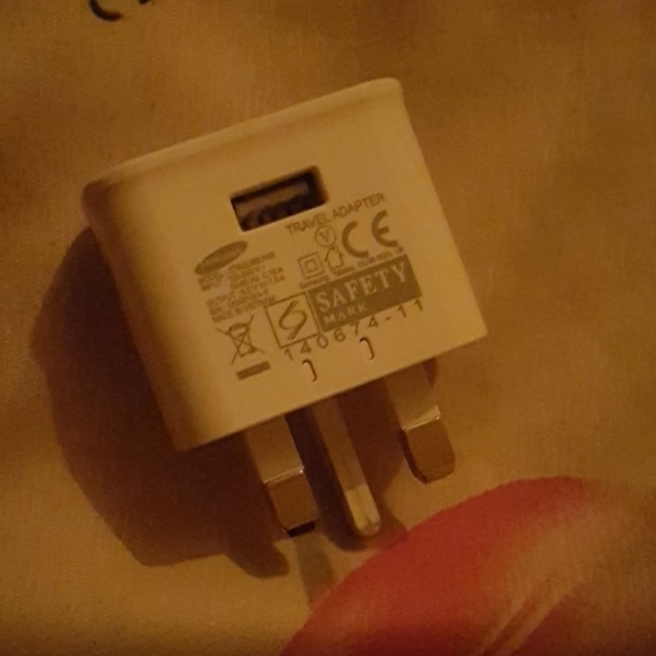 Used Original Samsung Galaxy Fast Charger in Dubai, UAE