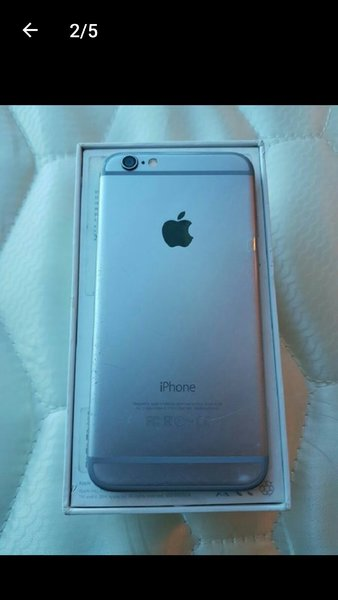 Used Iphone 6 with charger in Dubai, UAE