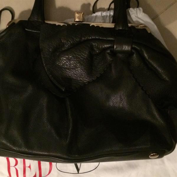 Used Red Valentino Bag With Bow in Dubai, UAE