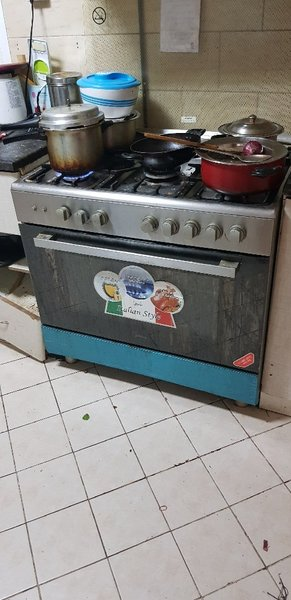 Used Cooking range in Dubai, UAE