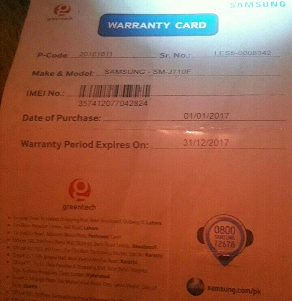 Used samsung j7 still 4month warranty battery timing awesome in Dubai, UAE