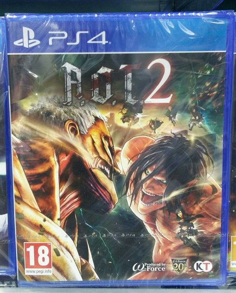 Used Ps4 game - A.O.12 in Dubai, UAE