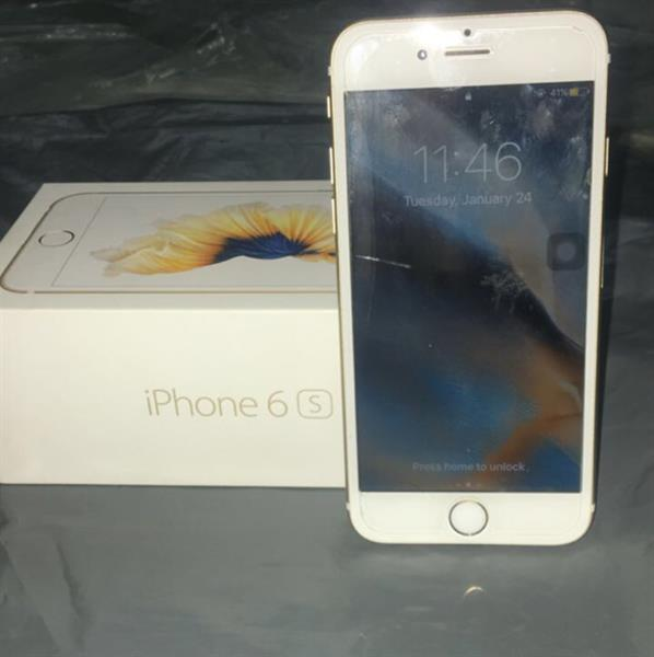 Used I Phone 6s 16 Gb But Wifi Not Working Condition Is Good  in Dubai, UAE