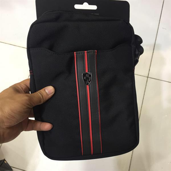 "Used Ferrari Original 10"" Tablet Bag - Black in Dubai, UAE"