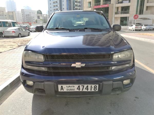 Used 2004 Chevrolet Trailblazer in Dubai, UAE