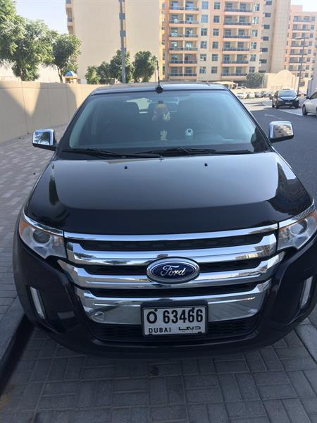 Used Ford Edge for sale in Dubai, UAE