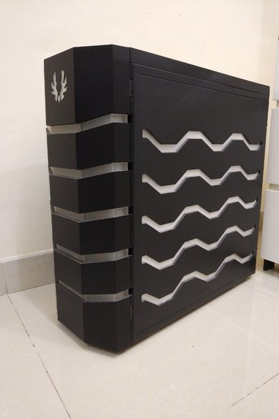 Used New gaming PC case in Dubai, UAE