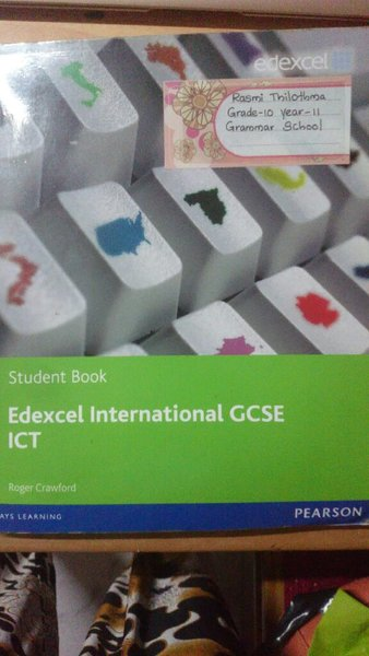 Used Edexcel IGCSE ICT textbook in Dubai, UAE