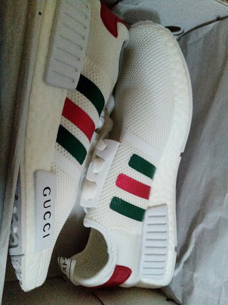 NMD Gucci White Size 41 - First Copy