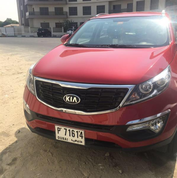 Used Kia Sportage-Hot deal in Dubai, UAE