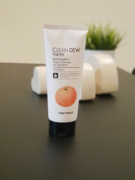 Used TONY MOLY Foam Facial Wash in Dubai, UAE
