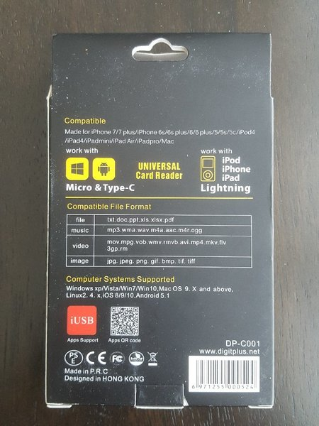 Used Universal Card Reader for iphone/Android in Dubai, UAE