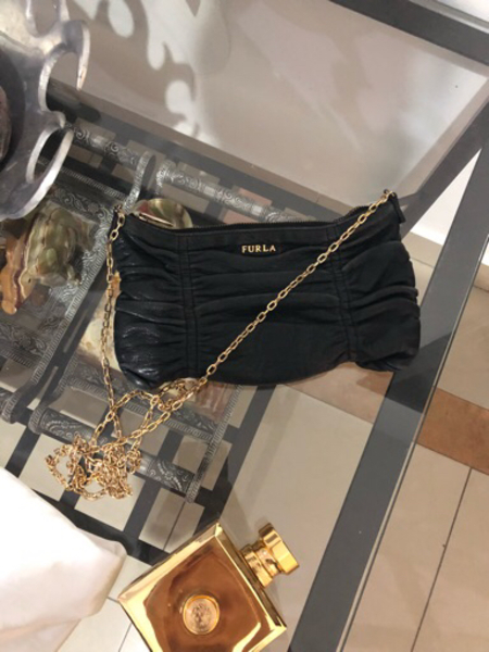 Used Authentic Furla sling bag  in Dubai, UAE