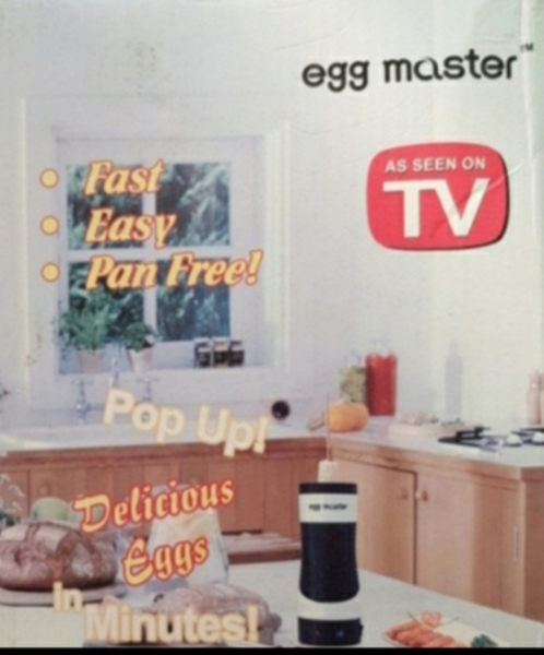 Used As seen on tv egg rolie machine in Dubai, UAE