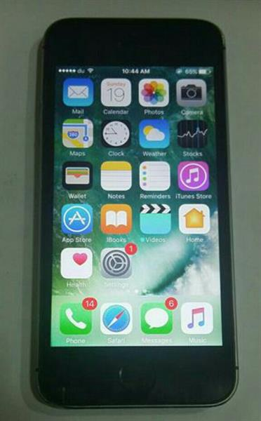 Iphone 5s Original Used Only 650 Aed