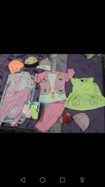Used Bunch of baby girls dresses in Dubai, UAE