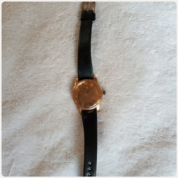 Used Authentic old OMEGA watch gold antique in Dubai, UAE