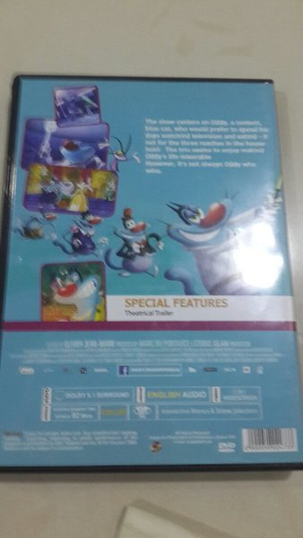 Used Oggy and the Cockroach DVD in Dubai, UAE