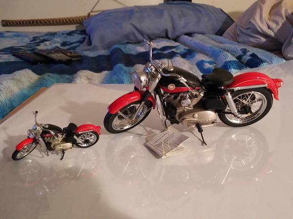 Used Franklin Mint Harley-Davidson in Dubai, UAE