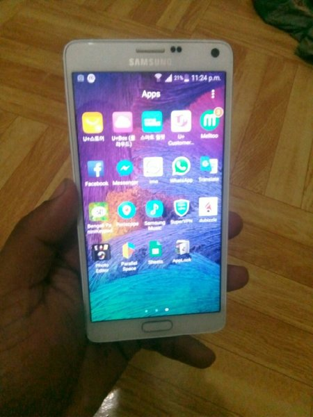 Note 4 used