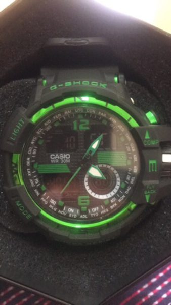 Used G-SHOCK watches made in Japan  in Dubai, UAE