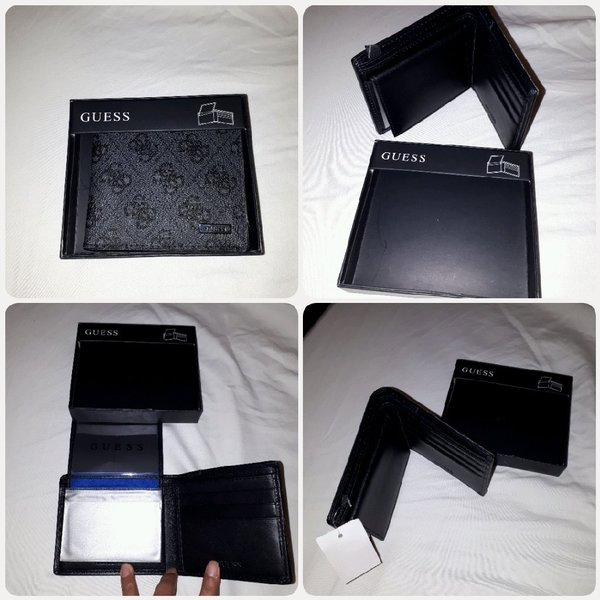 Used Brand New GUESS wallet for Men in Dubai, UAE