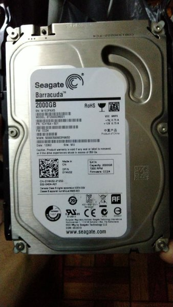 Used Seagate barracuda 2TB in Dubai, UAE
