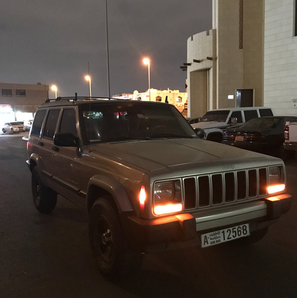 Used Jeep Cherokee Sport in Dubai, UAE