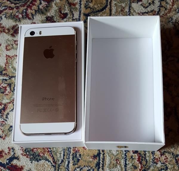 Used IPhone 5s Gold With Box.😙😚😙 in Dubai, UAE