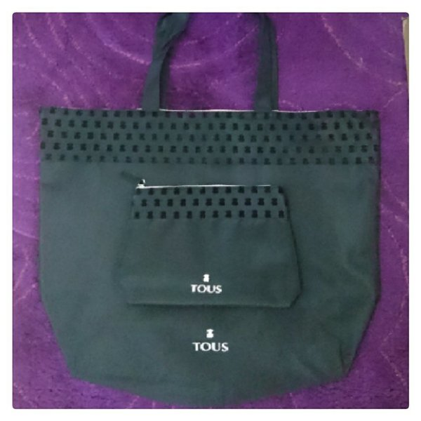 Used New Tous Complimentary Bag & Pouch in Dubai, UAE