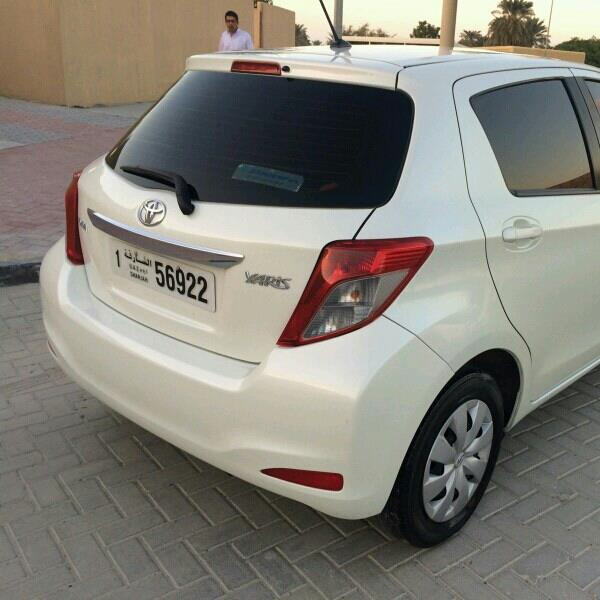Used Toyota Yaris HB 2012Gcc In Great Condition For Sale in Dubai, UAE