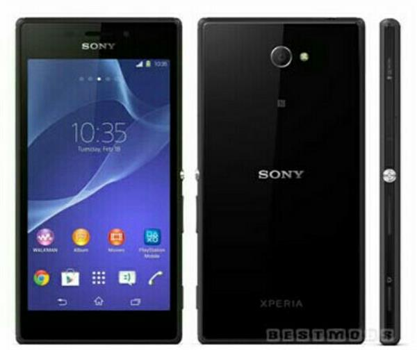 Sony Xperia M2..used But Full Condition.with 4month Warranty..black Colour.