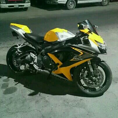 Used Suzuki Gsxr in Dubai, UAE