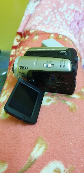 Used JVC Camcorder with remote only for sale in Dubai, UAE