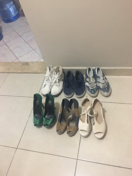 Used 6 Shoes Size 37 : Preloved in Dubai, UAE