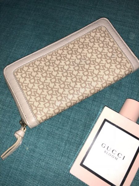 Used New authentic wallet DKNY  in Dubai, UAE
