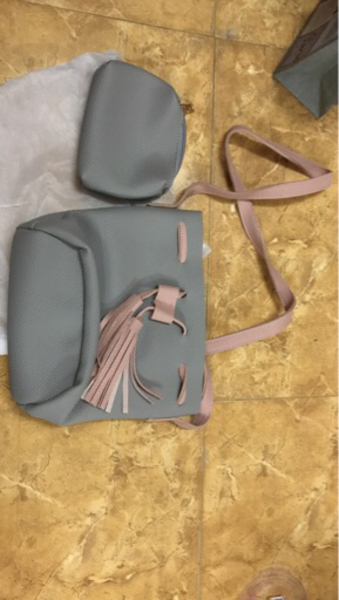 Used New bag with wallet  in Dubai, UAE