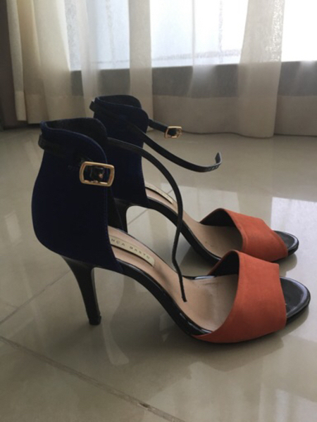 Used Brazilian shoes - size 37 in Dubai, UAE