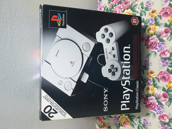Used Sony Playstation Classic One time Used in Dubai, UAE