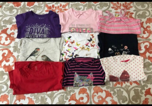 Used Bundle T-shits Offer for 1.5-2 yrs. in Dubai, UAE