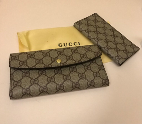 Used Wallet for everyday use, Gucci brand  in Dubai, UAE