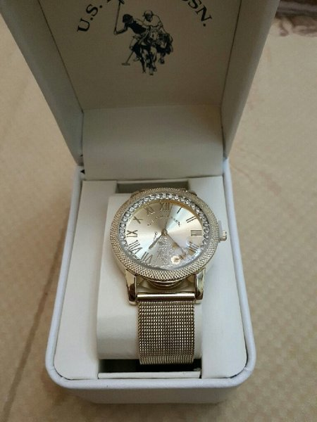 Used Authentic u.s.polo assn watch in Dubai, UAE