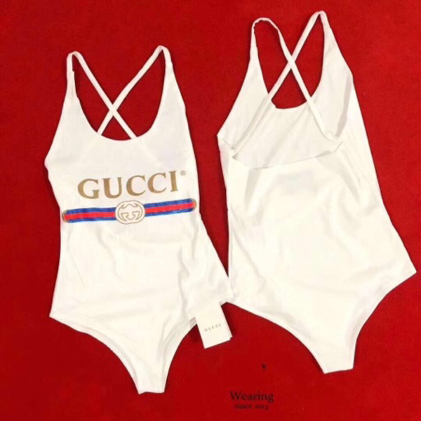 Used Brand new gucci swinsuit  in Dubai, UAE