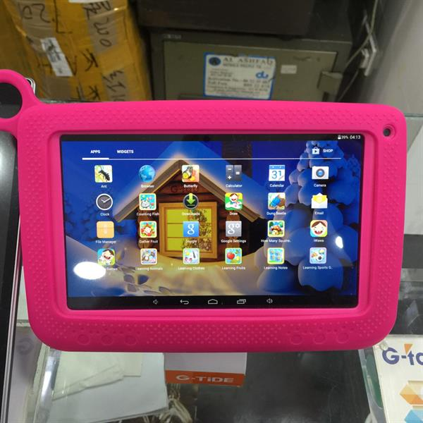 Kids Gaming Tablet 3G Wifi Back Front Camera